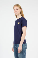 PLAY Navy/Gold T-Shirt