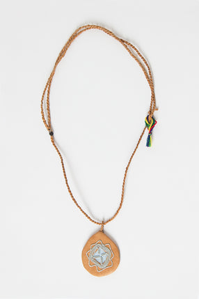 Home Tanned Pendant Necklace