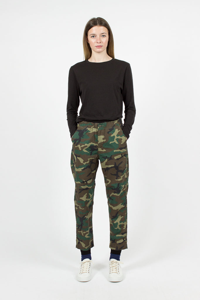New Yorker Woodland Camo Pant