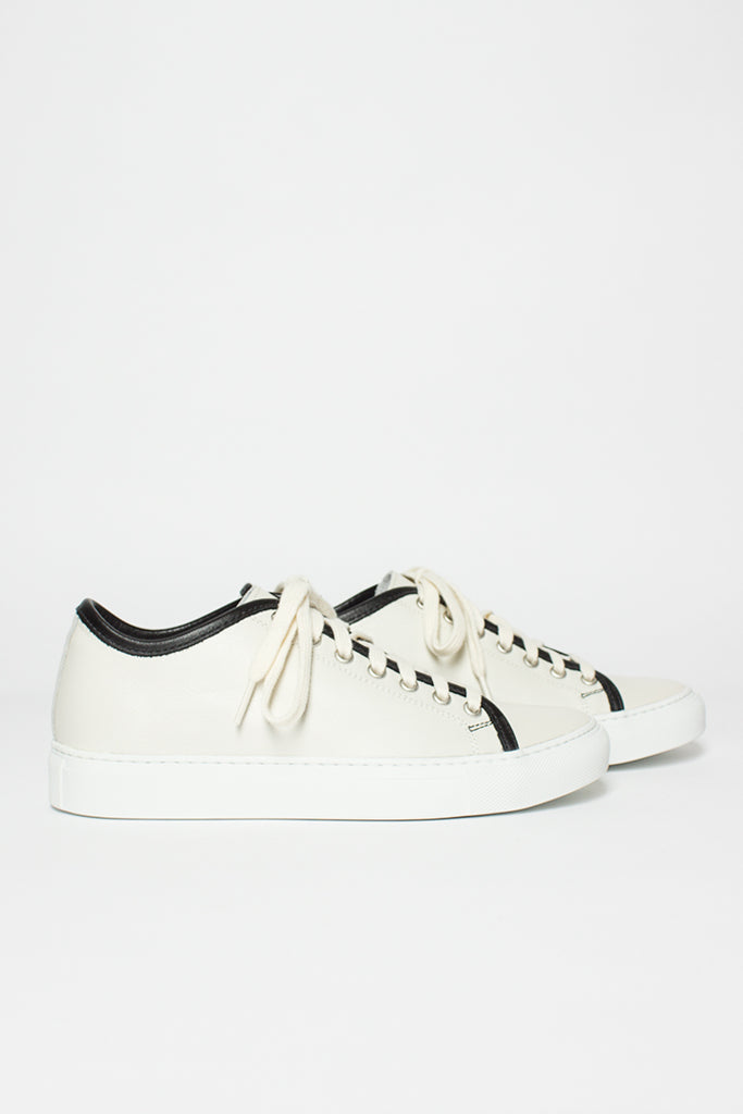 Frida LNAP Sneaker Off-White/Black