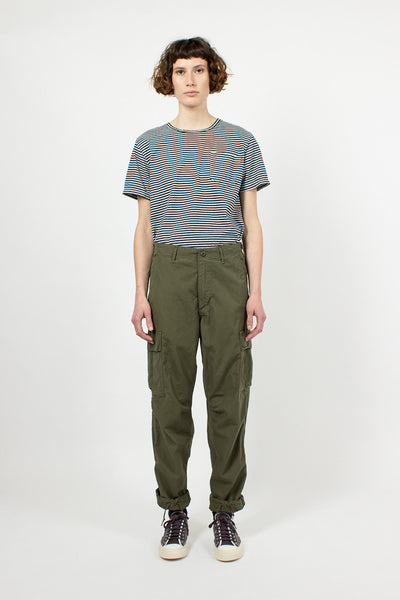 Army Green Vintage Cargo Pant