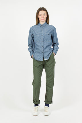 Green Fatigue Pant