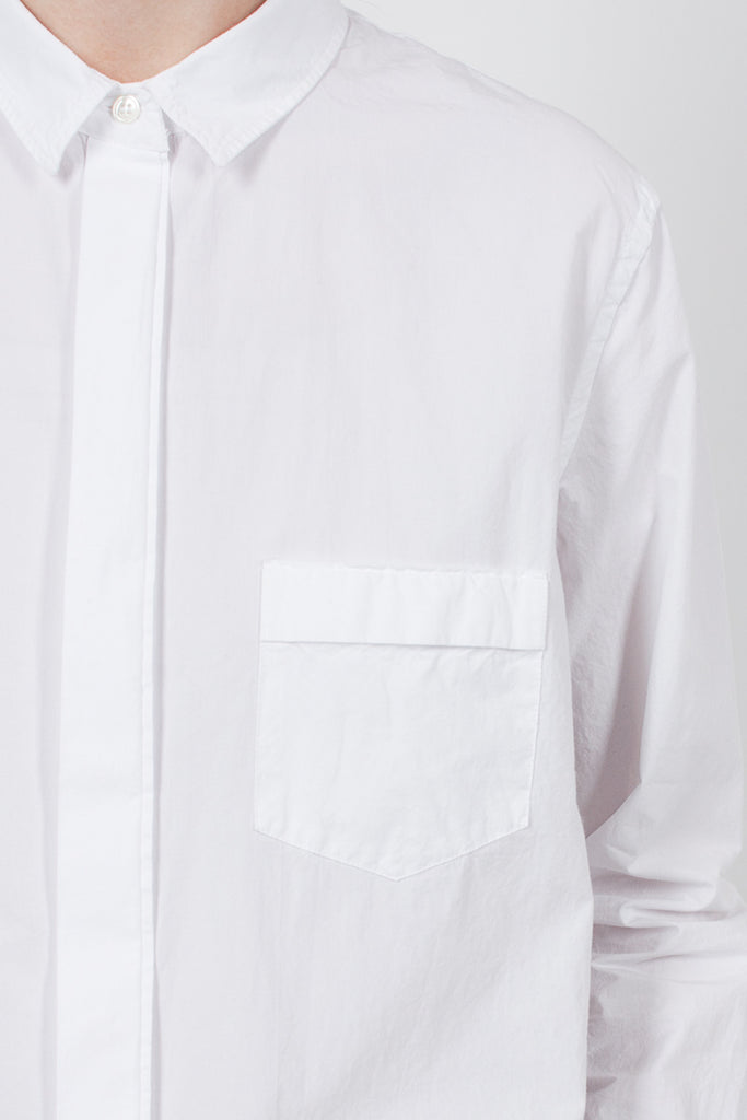 Oversized White Shirt