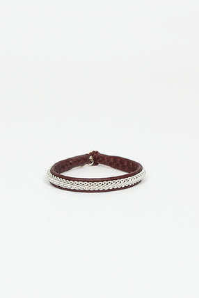 Ox Brown Hide A Bracelet 2