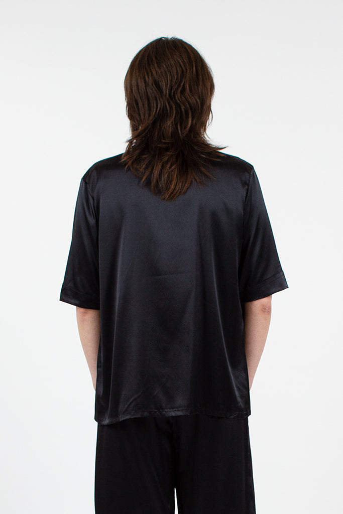 Silk Pocket Shirt
