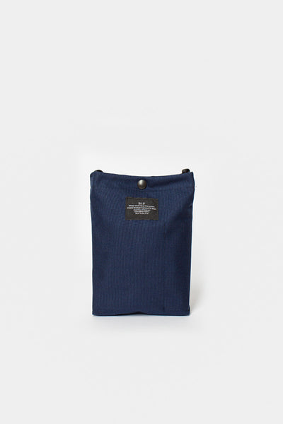 B.I.P Navy Passport Bag