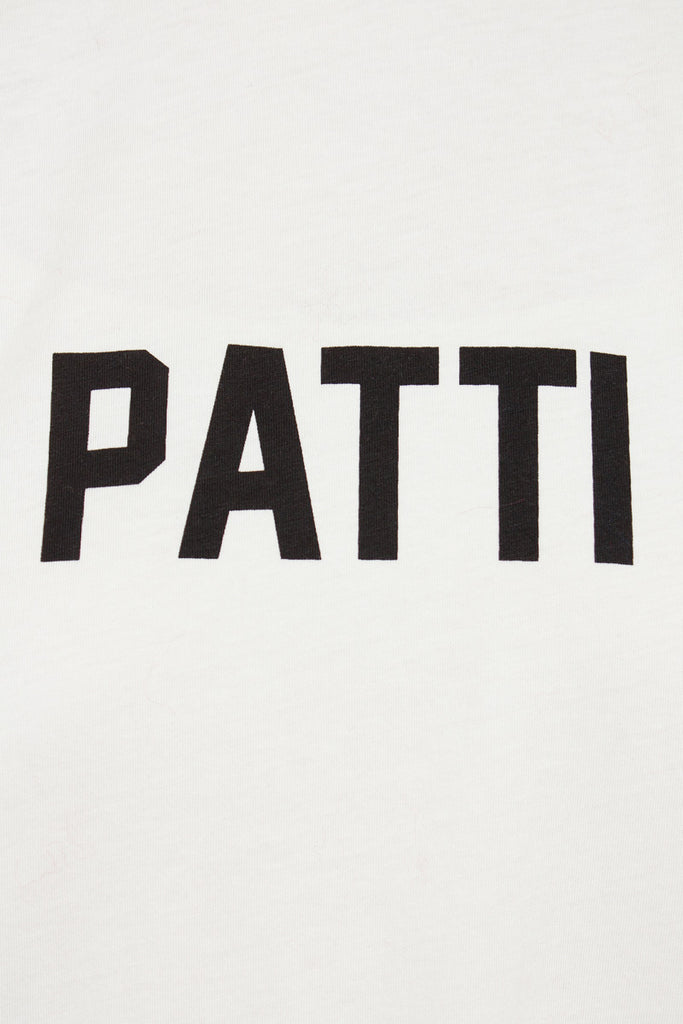 White 'Patti' Boy T