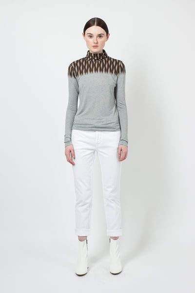 White Perry Pant