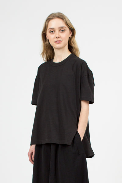 Piani Hvy Int Black T-shirt