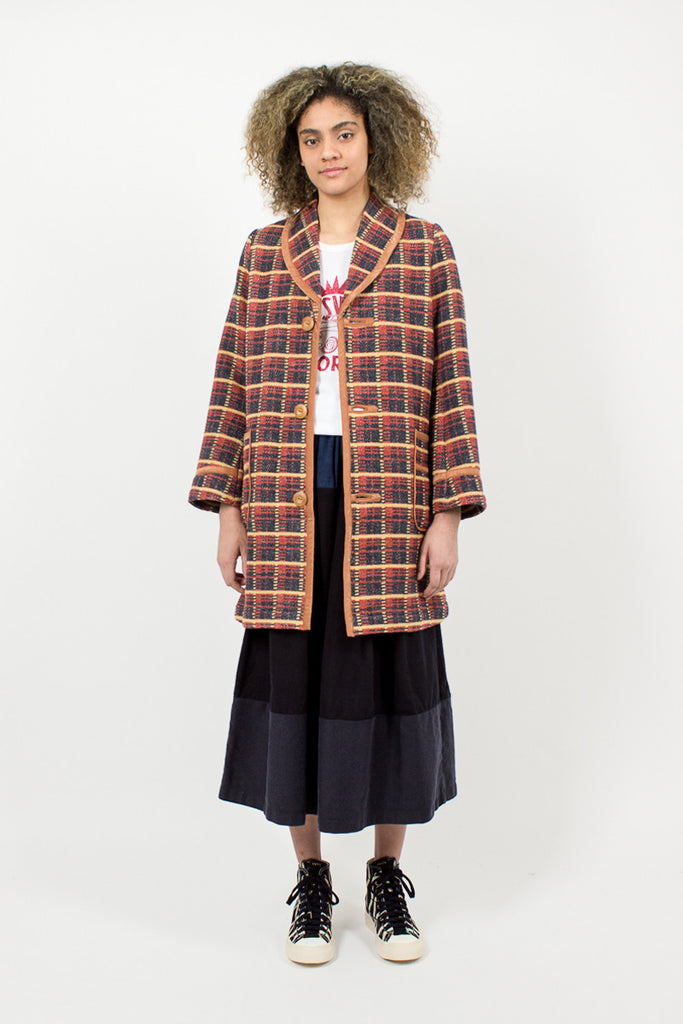 Four Corners Coat
