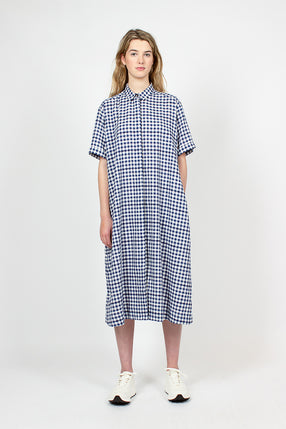 Joan Check Dress