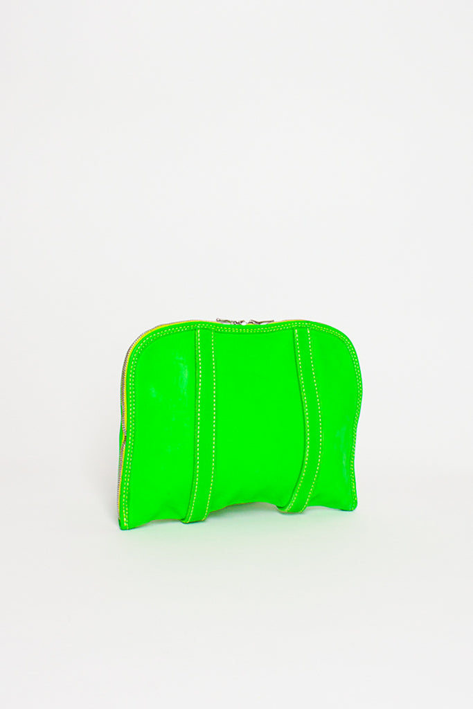 GB0002 Green Medium Pouch