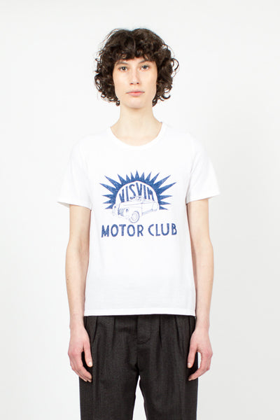 Visvim motor club blue T-Shirt