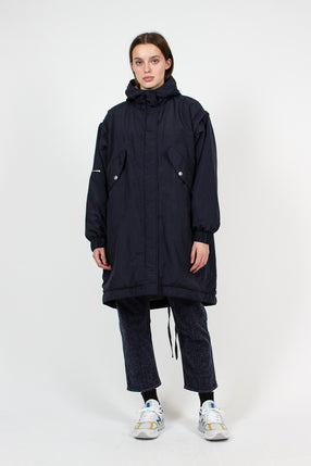 Navy Hunter Parka