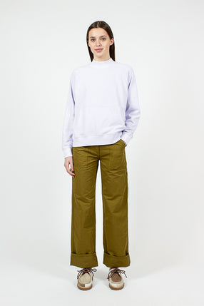 Olive Workwear Trouser