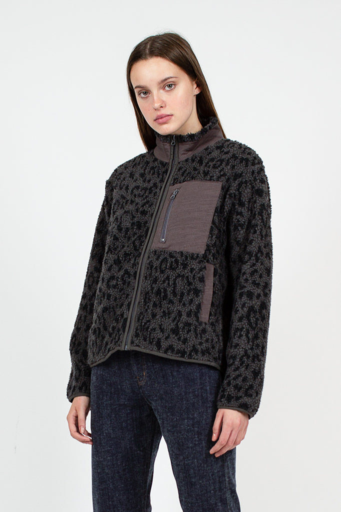 Pilgrim Leopard Fleece