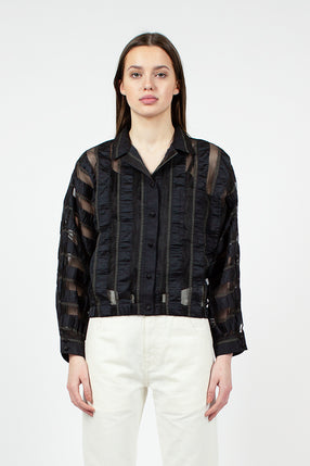 Sheer Kaleidoscope Shirt