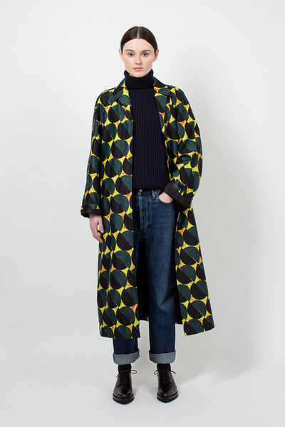 Rankin Coat Yellow/Green