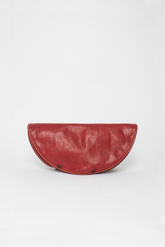 CRB01 Round Red Tote