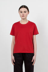Boy's T-shirt Tomato Red