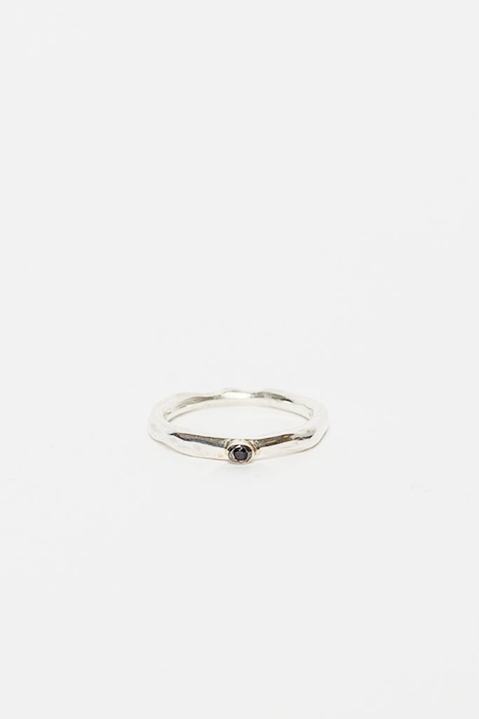 Riyo Black Diamond Ring