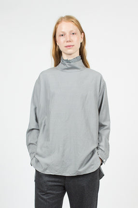 Cloud Grey Back To Front Shirt