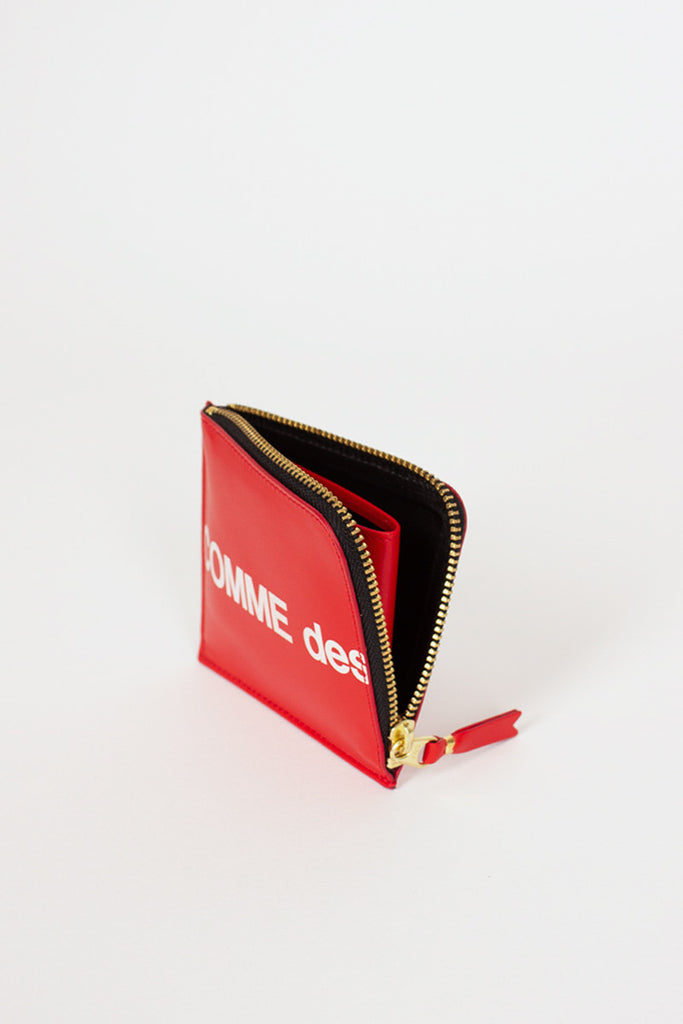 SA3100HL Red Huge Logo Wallet