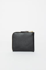 SA3100 Leather Coin Purse Black