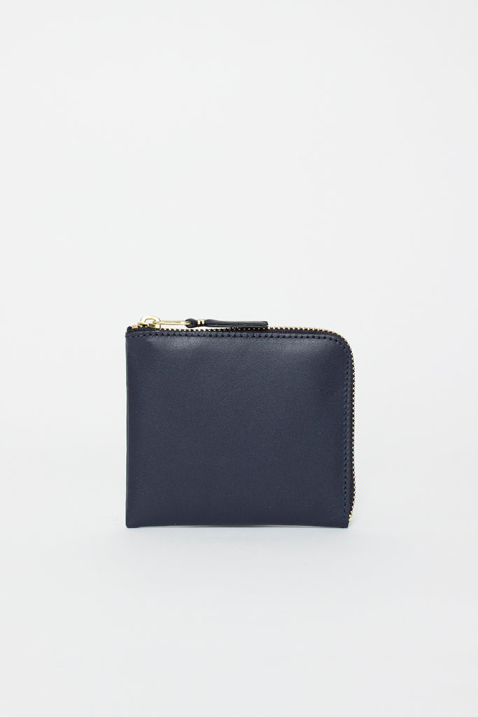 SA3100 Leather Coin Purse Navy