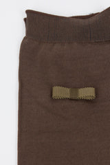 Khaki Knee Sock