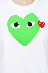 PLAY Green Heart T-Shirt