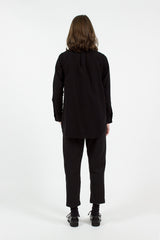 Black 7.75oz Diamond Knit STK Pant