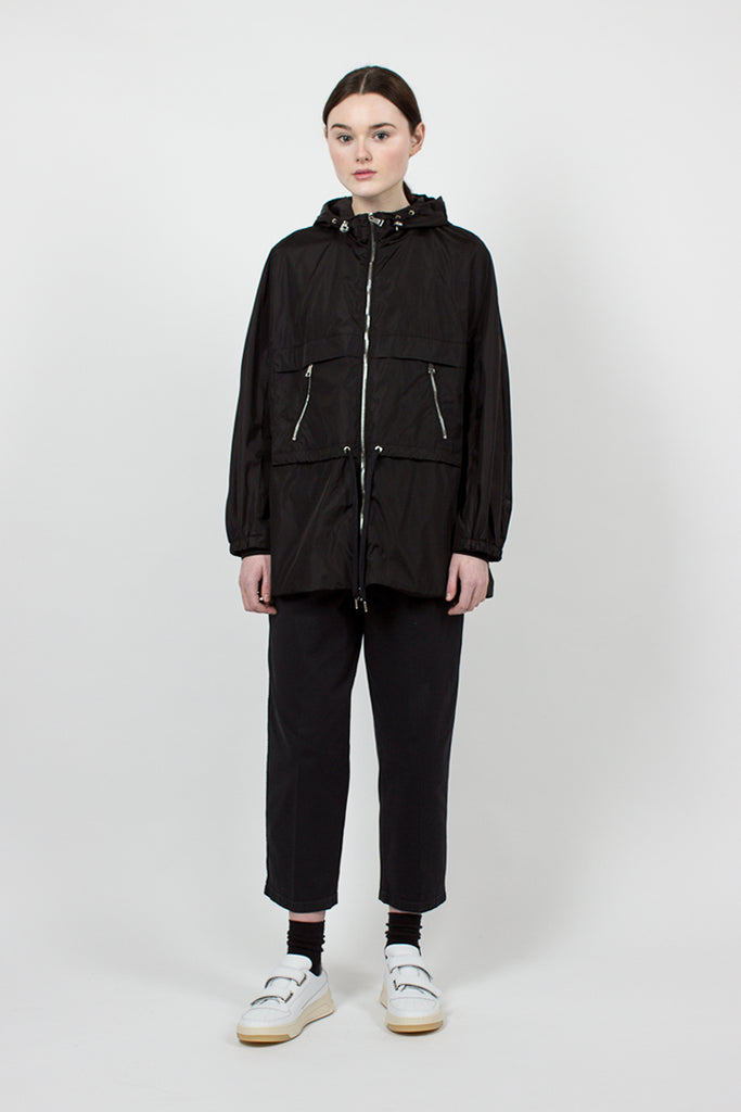 Black Sanvel Jacket