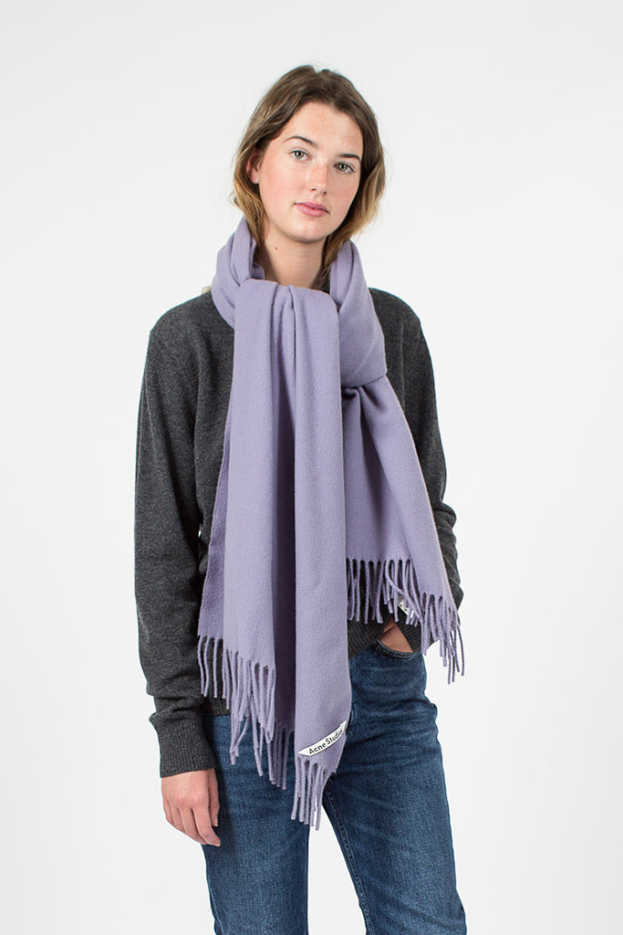 Canada New Scarf Mineral Blue