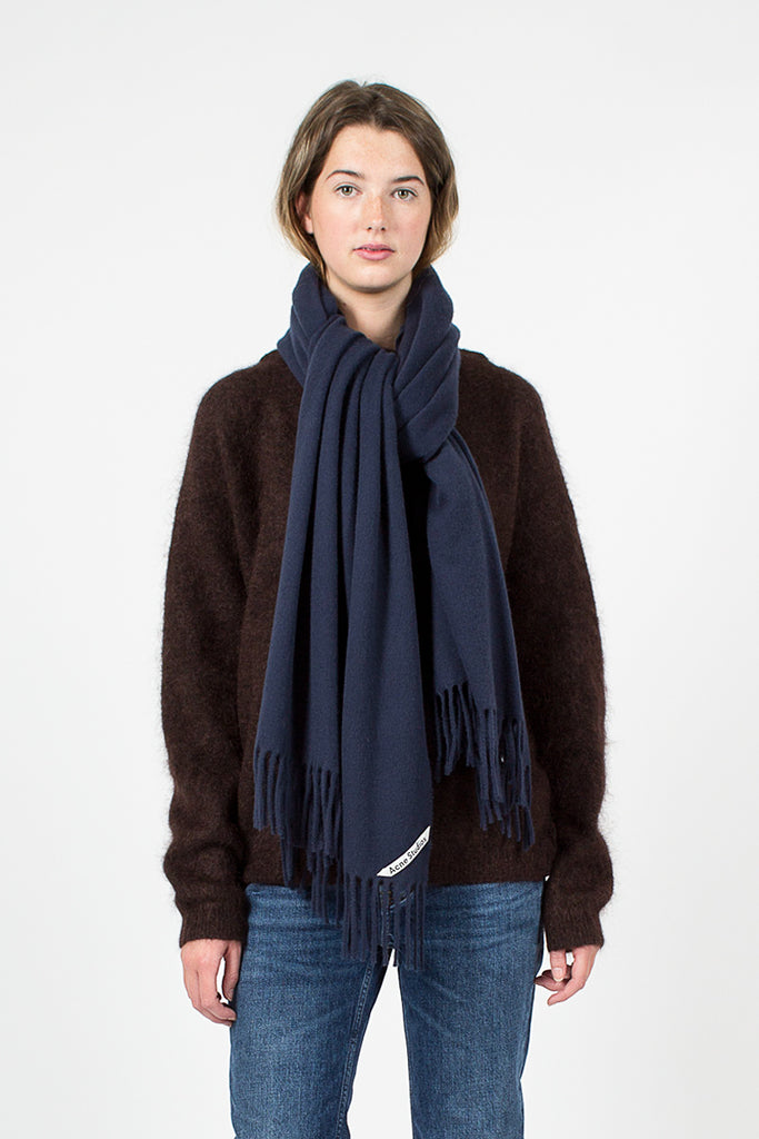 Canada New Scarf Navy