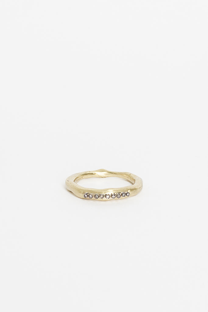 Seica Cognac Diamond Ring