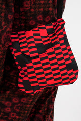 Red/Black Noma T.D. Shoulder Pouch