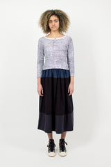 Elevation Long Skirt