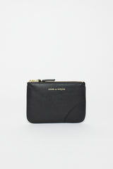 SA8100 Zip Top Purse Black
