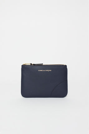 SA8100 Zip Top Purse Navy