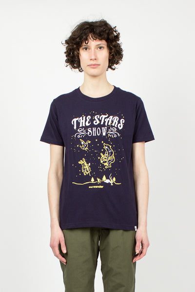 The Stars Show Navy T-Shirt