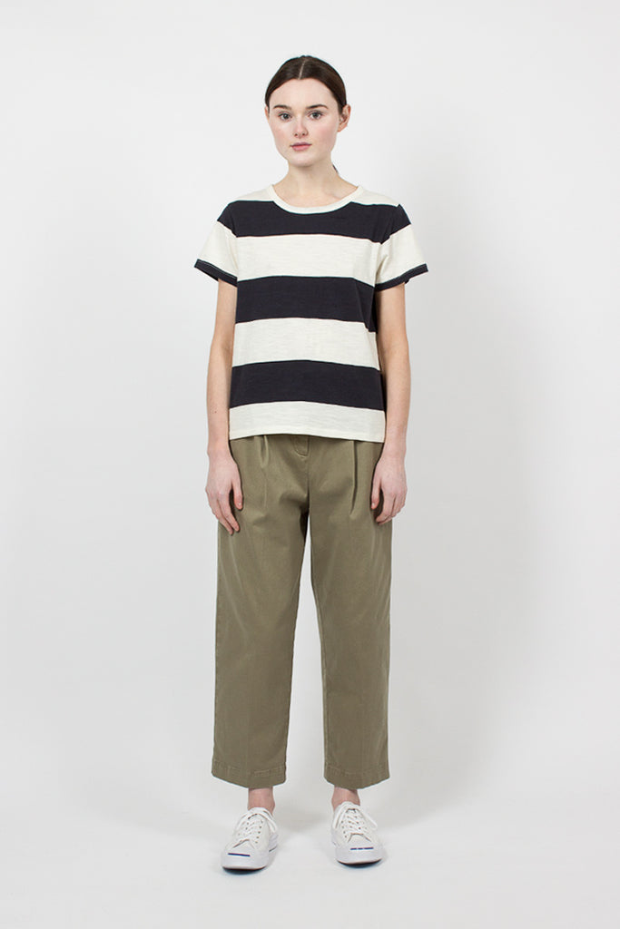 Olive Market Trousers