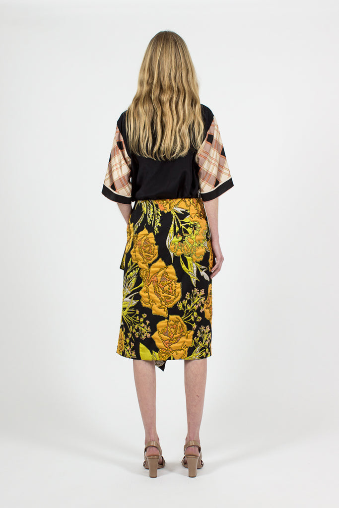 Sullivan Skirt Yellow