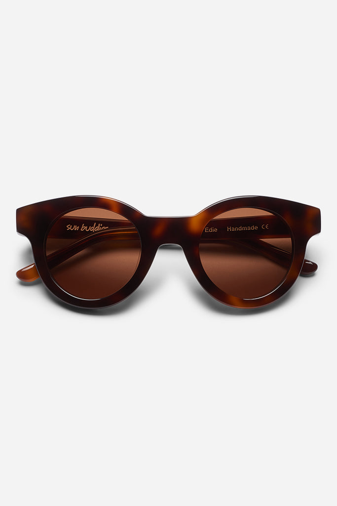 Edie Brown Tortoise Shell Sunglasses