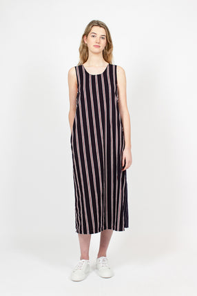Sun Regimental Stripe Dress
