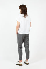 Tropical Wool Glen Plaid Sunset Pants