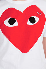 PLAY Red Big Heart T-Shirt