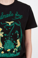 Black Handmade Days Tee