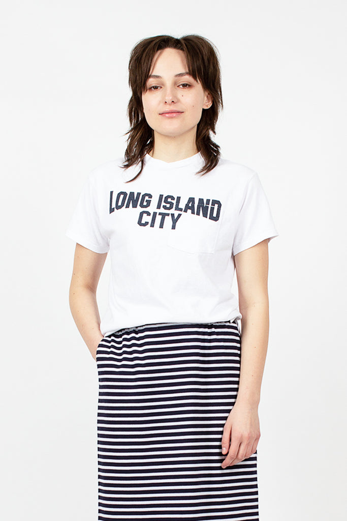 Long Island City Printed T-Shirt