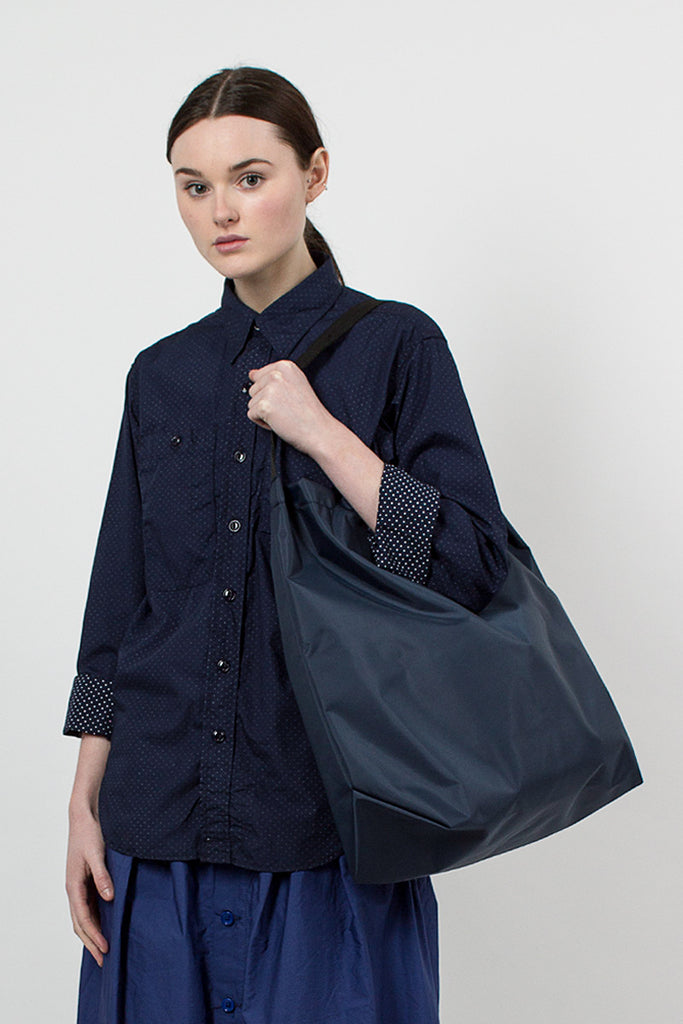 Dark Navy Pack Cloth Carry All Tote